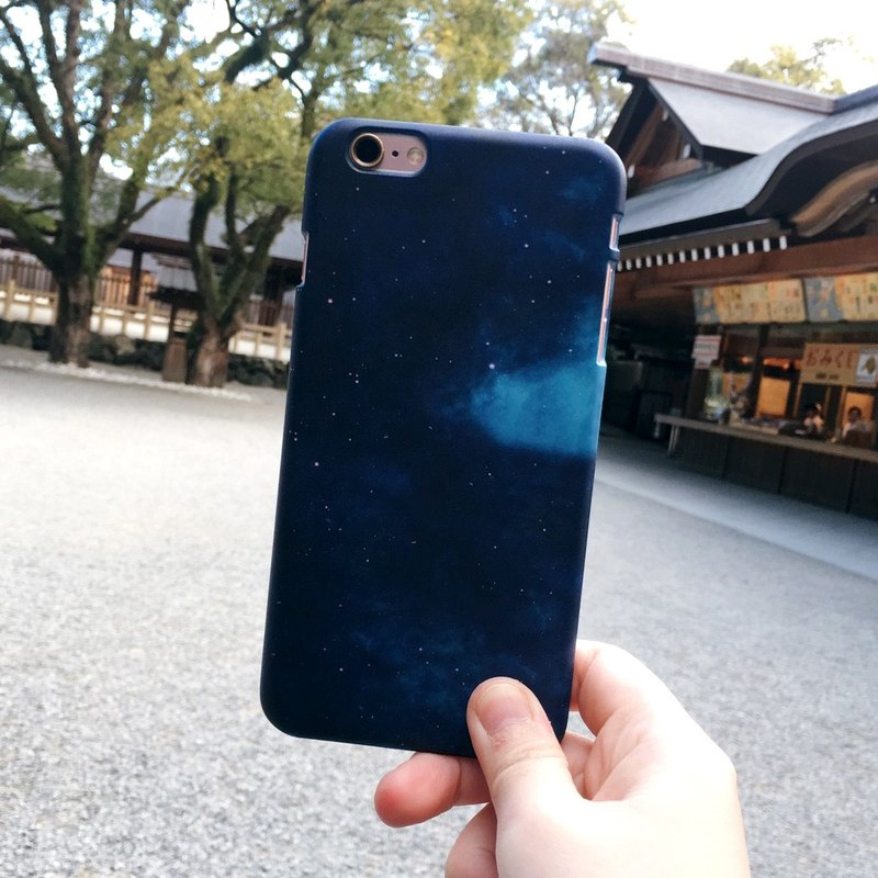 Four Seasons Landscape Series-Winter and Starry Night (iPhone.Samsung, HTC, Sony. ASUS mobile phone case)