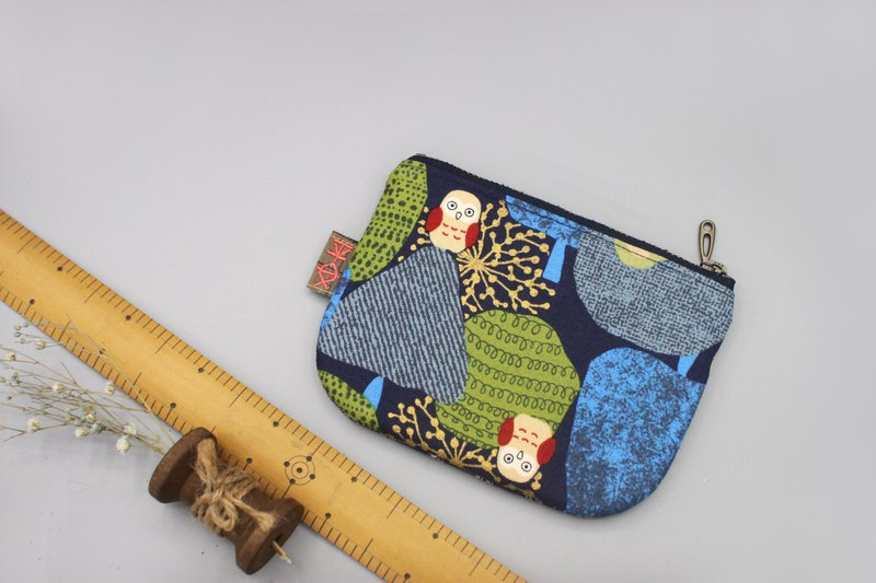 Peace Lok Wallets - Forest Owl, please select single or double (Valentine's Day limited)