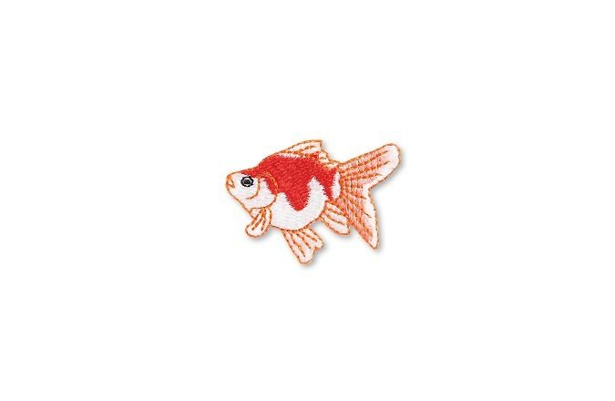 Jingdong [are] KYO-TO-TO goldfish シ an have DANGER _ Echigo Yu-Jin (Yu サ ba) Embroidery