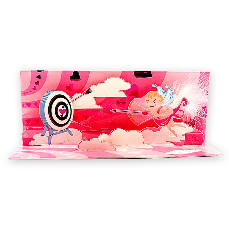 Stereo Card-Cupid【Up With Paper-Multi-purpose Stereo Card】