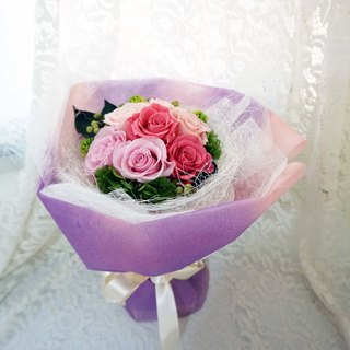 Immortal flower Preserved flowers - wedding bouquet Thanksgiving*Exchanging gifts*Valentine's Day*wedding*birthday gift
