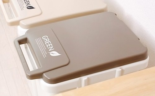 Japan Green Linked Environmental Garbage 45 Litre Two Color Optional