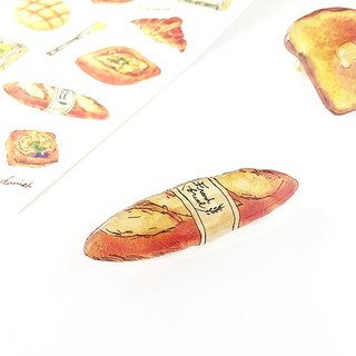 FRENCH BREAD BROOCH