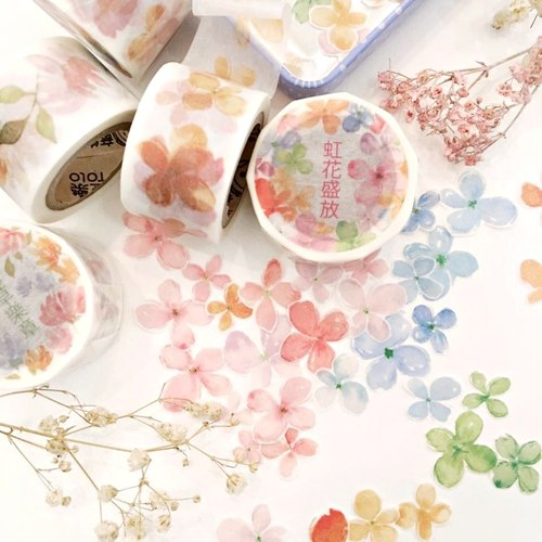 Flowers Bloom Washi Tape
