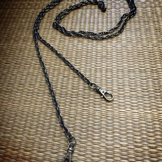 Accessories - bronze chain 120 cm