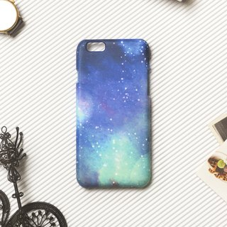Starry Sky - iPhone (i5, i6s, i6splus, i7.i7plus) / Android (Samsung Samsung, HTC, Sony) Original Mobile Shell / Case