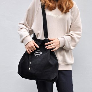 Dear My Universe Bucket Bag - Black