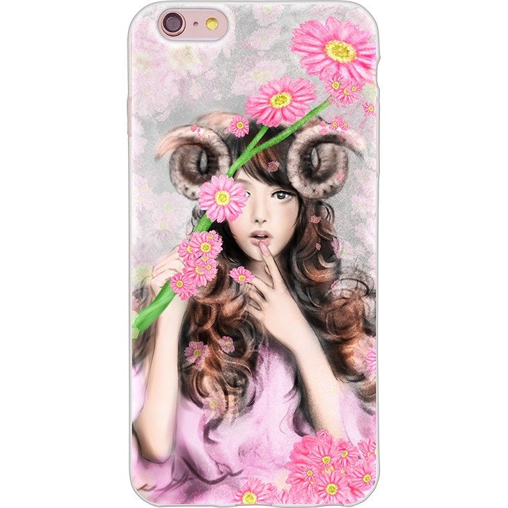 "New Year series [female] Aries - Yi Dai Xuan -TPU phone case ""iPhone / Samsung / HTC / LG / Sony / millet"""
