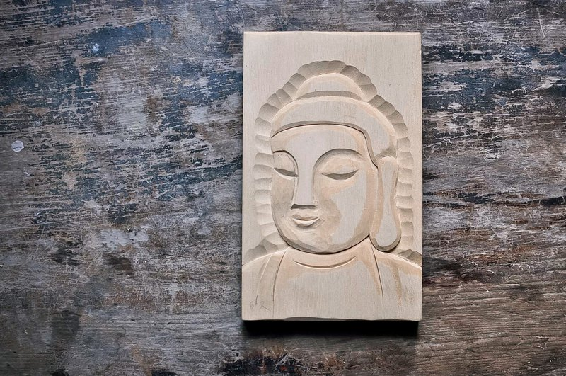 3/28 (Sat) ・ Hand-carved study ・ Engrave a Buddha in heart