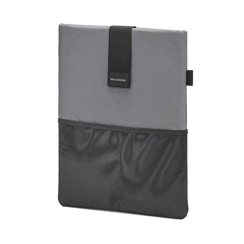 Notebook storage bag - gray 15 吋