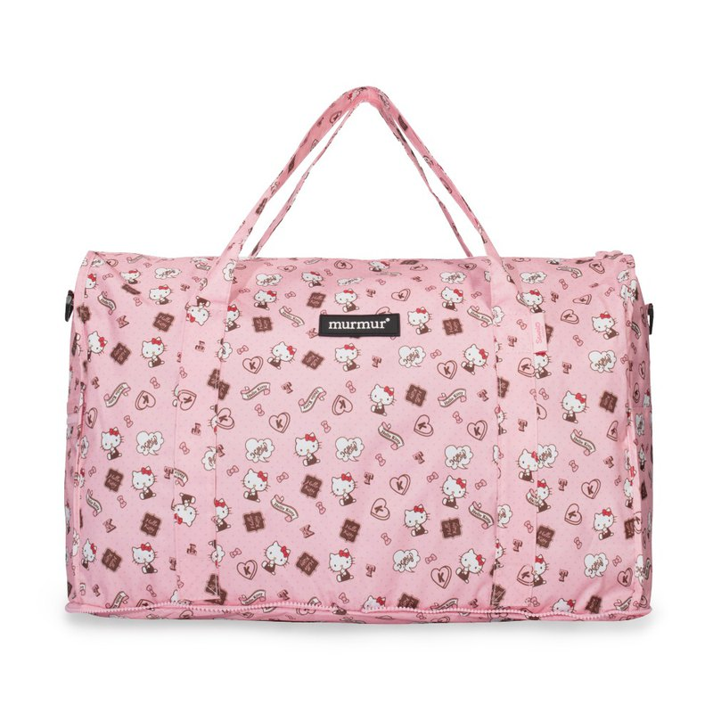 Murmur travel storage bag | Hello Kitty accessories pink
