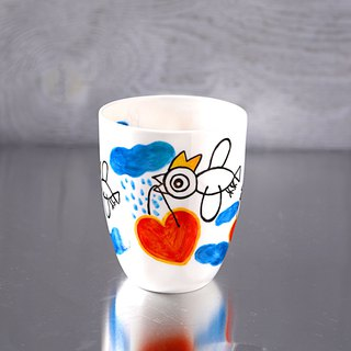 Happy birds · mug L6