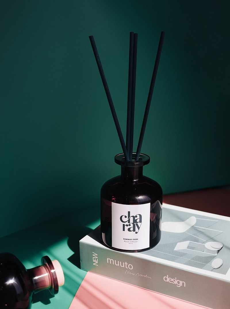 CHARAY Room Diffuser FENWAY PARK Scent Size 180ml.