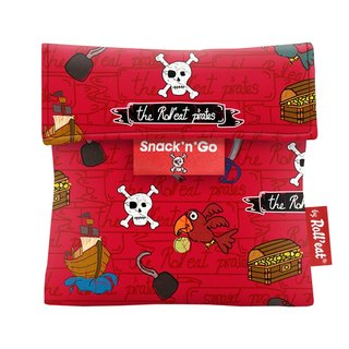 Rolleat Snack'n'Go (Kids Pirates Red)