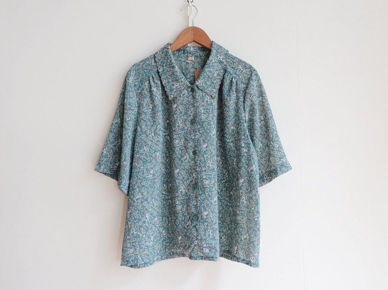 Vintage / Shirt / Five-sleeve no.157