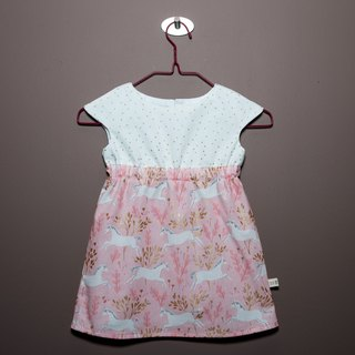 Dream Unicorn - Small Dress (5 to 8 years old)