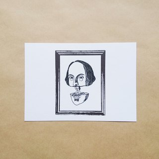 [Mr. Shakespeare's Secret] Postcard