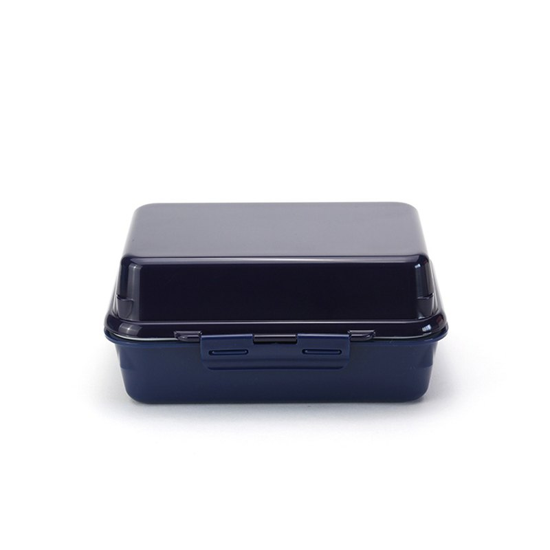 Miyoshi Co., Ltd. GEL-COOL Dili series cold storage compartment lunch box dark blue