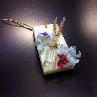 Southern France Lavender fragrant brick home fragrance series wedding small objects gift sketch