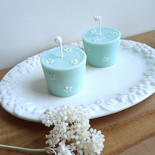 Little Daisy | Natural Soywax Scented Candle | Ginger Lily  Chamomile