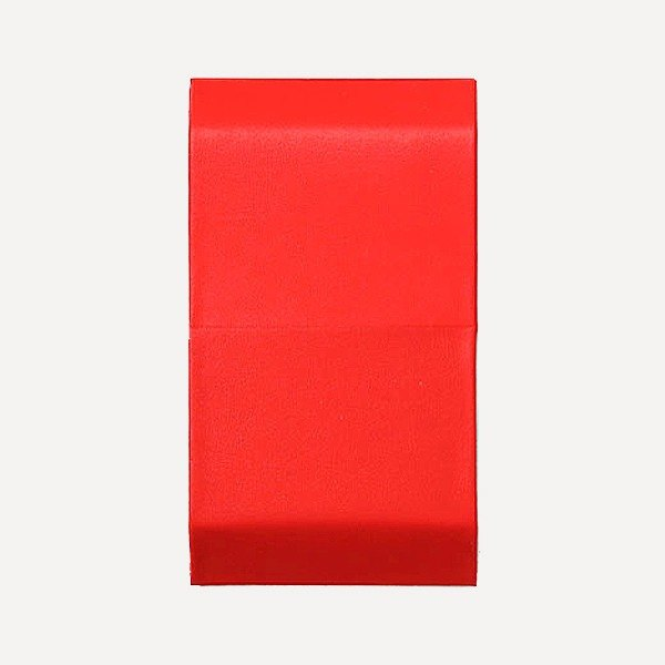 Geometric red card box ·