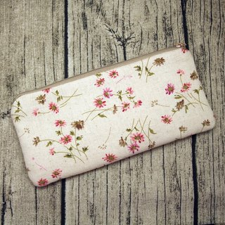 Large Zipper Pouch, Pencil Pouch, Gadget Bag, Cosmetic Bag (ZL-42)