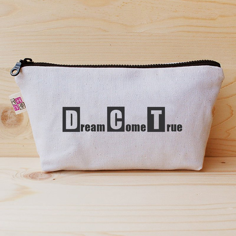 Positive energy big pencil bag - dream come true