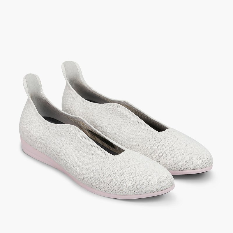BRIGHT SPOT ELF FLATS/Off-white