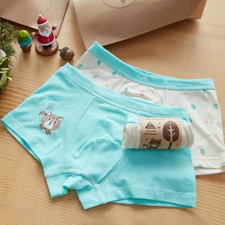 Forest and Shihu boys boxer pants group