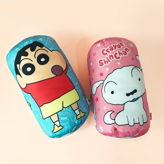 [Crayon Shin-chan Crayon] cute and comfortable pillow genuine licensed card international