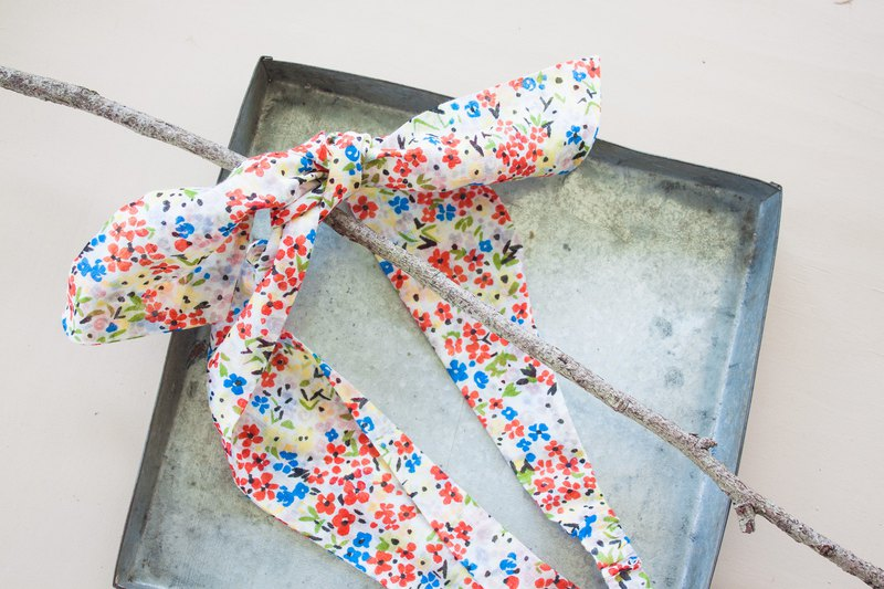 Hair Day | 20 Series. One-piece hair band. Hair ring. Bow tie. Gift. Flower a little flower cloth