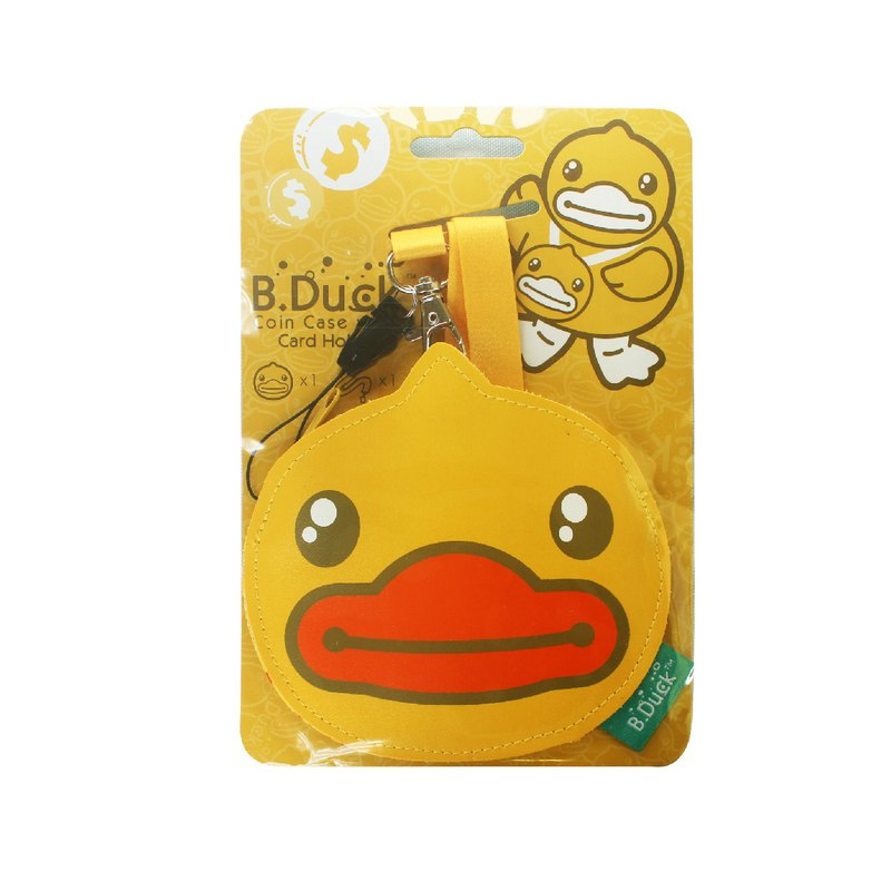 B.Duck  Badge Holder
