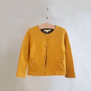 Ángeles-Water jade point knit jacket
