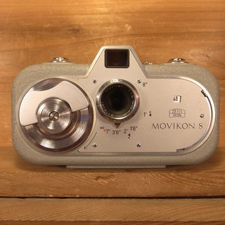老骨頭 Zeiss Ikon MOVINETTE 8 8MM發條攝影機