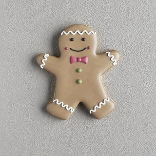 Super-free shipping---Leona hand-made ((Gingerbread Little Giant))