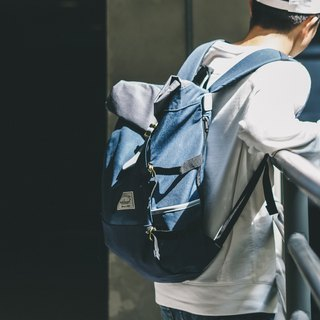 Matchwood Wood Design Matchwood Ranger Laptop Backpack 15吋 Laptop Exclusive Navy Blue