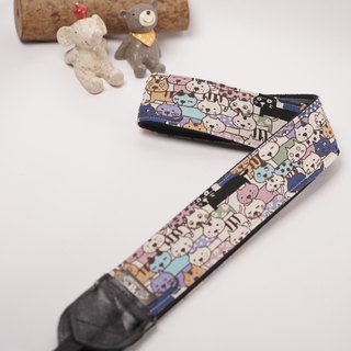 Cat Cat Large Collection Decompression Strap Camera Strap Ukulele Camera Strap