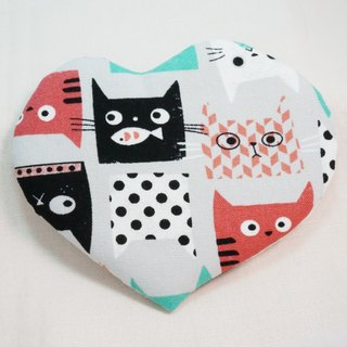 Love Coaster - Big Eye Cat (1pc)