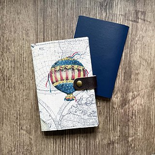 Passport Holder| Balloon