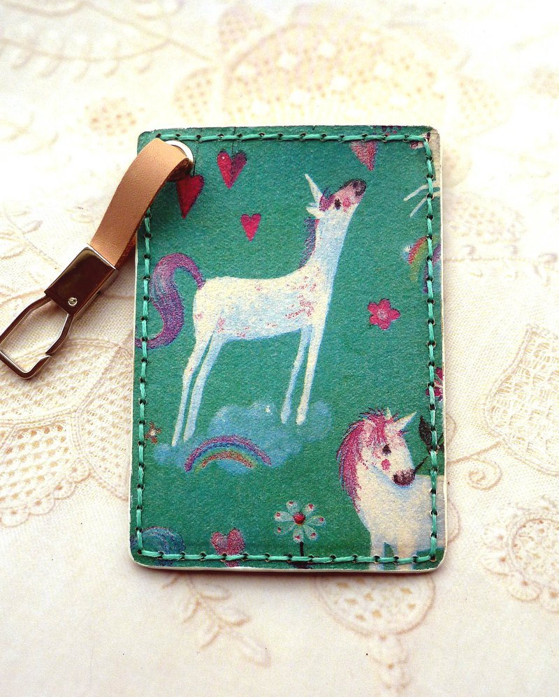 Easy travel card holder / ticket holder / card holder