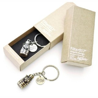 Filter017 X TREX 3D POPCORN KEY CHAIN ​​keychain corn people