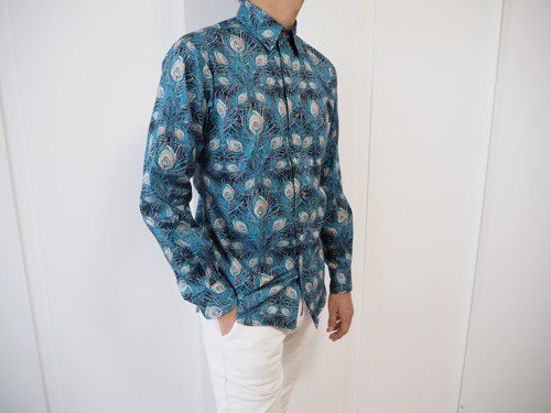 For Men !! Luxury Liberty Men's Shirt ** Juno Feather