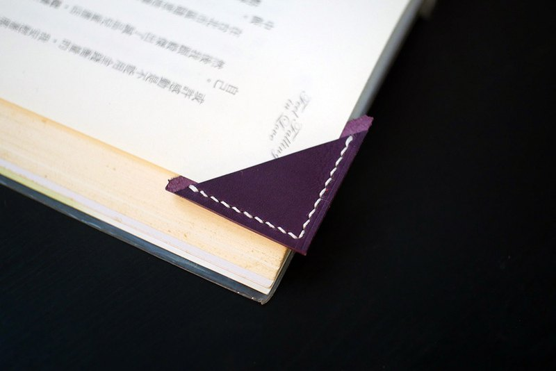 [In Promotion] Bookmark of Fulie District-Purple