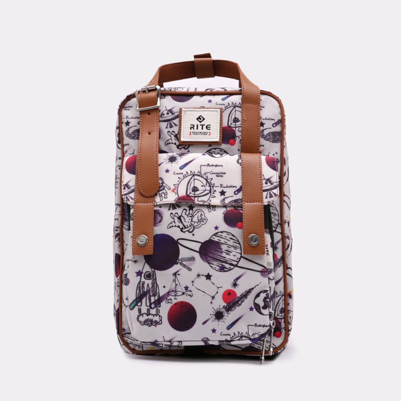 [Twin Series] 2018 Advanced Edition - Roaming Backpack - Space Meter (中)