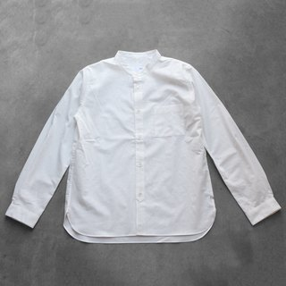 Band color cotton shirt · unisex size 3