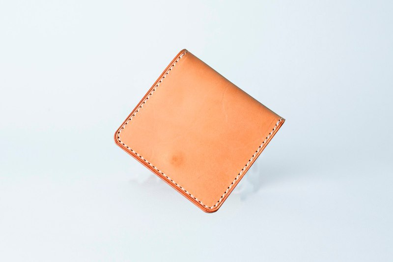 [Handmade Course-Folding Coin Purse] Handmade Leather Goods | Wallets | Wallets