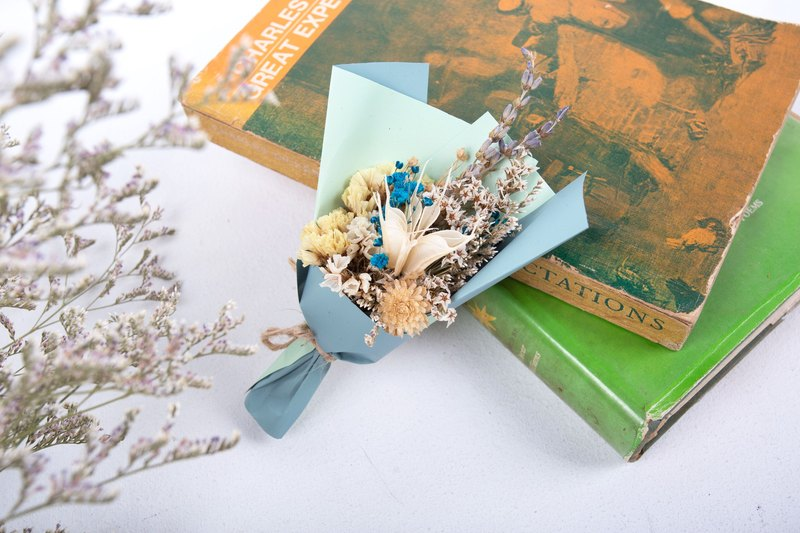 Mini bouquet / wedding small things / dry bouquet / bouquet / Valentine's Day gift / confession gift / Teacher's Day