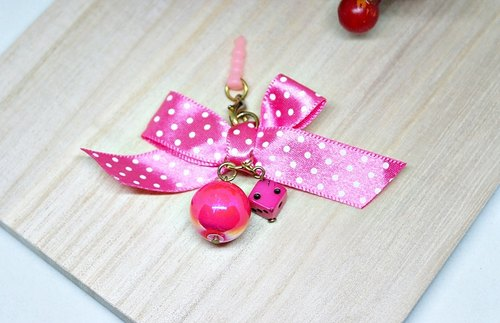 # # Wave of sweet little pink * * - earphone series -➮ Limited X1