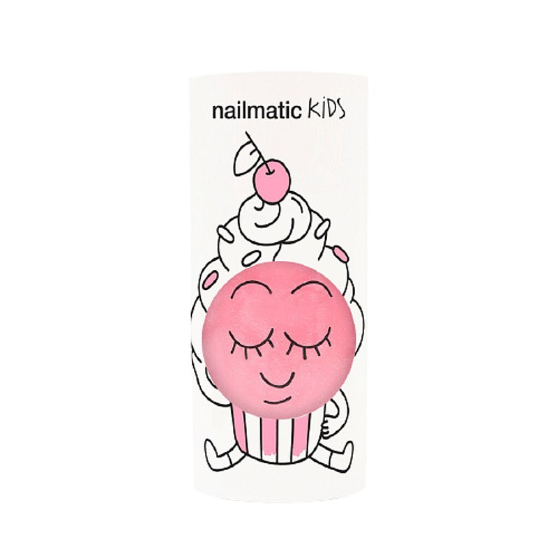 Nailmatic 曲奇水漾亮彩指甲油 8ml