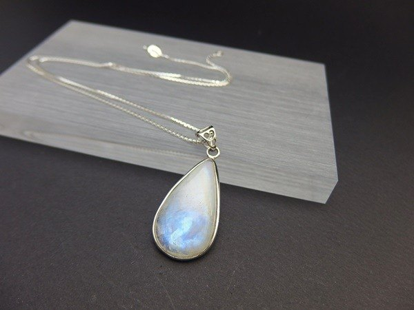 Natural Moonstone Silver Pendant Hong Kong exclusive Sold